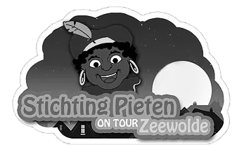 Reclamebureau Deyval logo stichting pieten on tour
